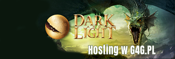 Dark and light - hosting w G4G