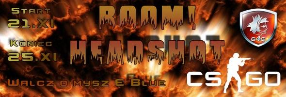 Boom Headshot - event w CS:GO