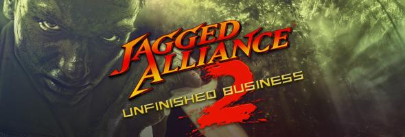 Retrogranie: Jagged Alliance 2: Unfinished Business